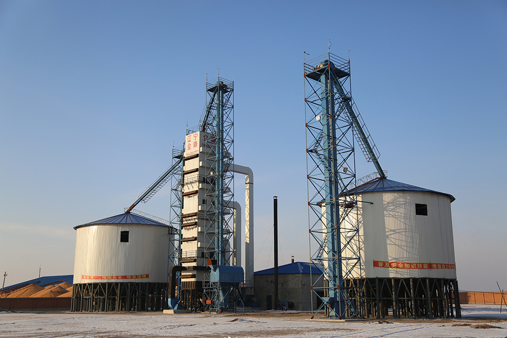 Paddy Grain Tower Dryer
