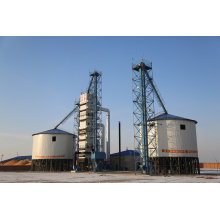 Secador de grãos de venda quente de alta eficiência