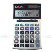 12-значный офисный калькулятор с дополнительной налоговой функцией En & Jp (LC228T-JP)