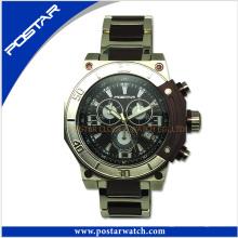 Psd-2803 Großzügige Mutifunction hochwertige Quarz-Armbanduhr