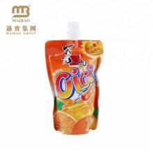 Guangzhou Manufacturers Fruit Juice Packaging Design for Mango Juice