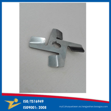 Piezas pequeñas del conector de metal de los recambios de acero de la máquina 304