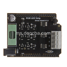 FR4 8Layers Tinggi Frekuensi HDI PCBA Boards