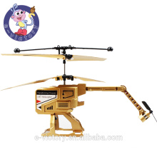 Mini helicopter gyro metal 3 .5 channel rc helicopter long flight time rc helicopter