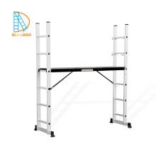 EN131 Aluminium Folding Scaffolding Step Ladder