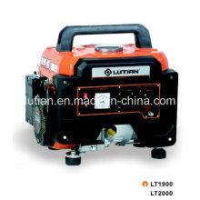 Gerador a gasolina tipo Lutian 0.9-1.0 kW