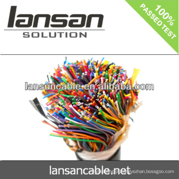 LANSAN Alta velocidade de 12 pares de telefone cableCE UL ISO APPROVAL