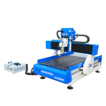 Tabletop Mini Wood Carving Machine CNC Engraving Router 6090 for PVC MDF Aluminum