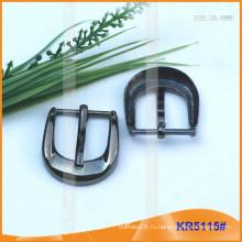 Внутренний размер 25мм Металлические пряжки для обуви, сумки или ремня KR5115