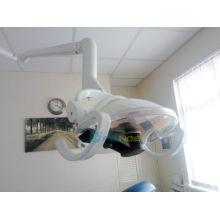 luz de operação dental (montada no teto) / (configurada na unidade dentária) (com FDA) - PRODUTO QUENTE