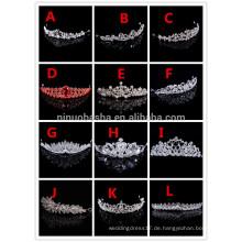 Sparkle Frauen Haar Zubehör Kopf Crown für Braut Hochzeit Veranstaltungen Zubehör NB1002