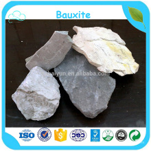 Alta qualidade 60% -95% de minério de bauxita natural e natural