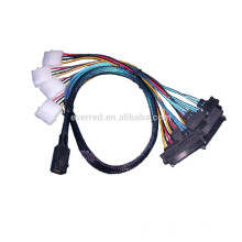 HD Mini SAS SFF-8643 para cabo SFF-8482 SAS (ERC064)
