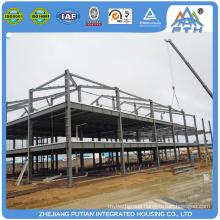 2016 cheap prefab steel structure house