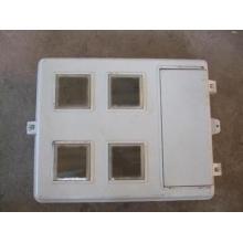 Бытовые изделия пластиковые инъекций SMC электроэнергии метр ящик плесень черной плесени пластиковых завод Цена