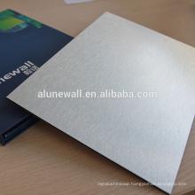 Aluminum Plastice Composite TV Set Back Panel