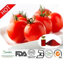 100% Natural Best Price Tomato Extract Powder Lycopene1%-10% in Bulk
