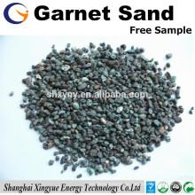 Naturroter 2-4mm Granatgrieß zur Wasserfiltration