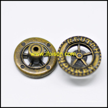 Special Design Jeans Button for Jacket