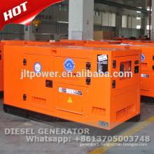 diesel silent generator price manufacturer