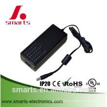 100-240vac desktop type ac /dc 24v 1500ma 36w switching power adapter