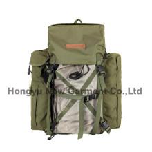 Polyester-Stofftarnung Rucksack mit PVC-Beschichtung (HY-B098)