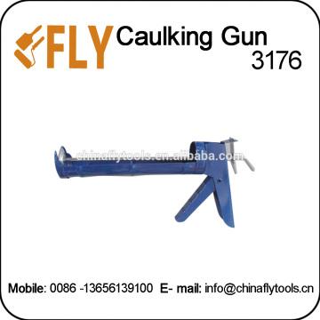 arma de calafateo manual de aluminio con mango de aluminio