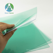OCAN thin-gauge solid plastic polycarbonate sheet clear suitable for all kinds of printing