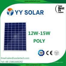 Mini 12W Poly Solar Panel with Best Price
