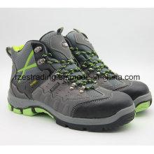 Segurança de injeção de PU sapatos sapatos de trabalho antiestática