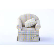 Dollhouse Modern Living Room Single Sofa