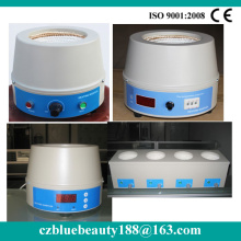 lab digital magnetic stirring electric heating mantle