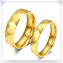 Joyas de acero inoxidable joyas de moda anillo (SR609)