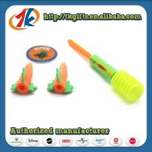 Hot Selling Air Pump Launcher Toy with Soft Bullets