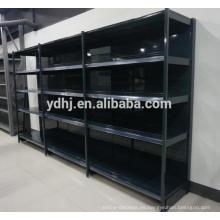 Estante de góndola de supermercado de clase alta resistente fabricante de ISO