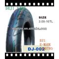 мотоцикл шин /tube/tubeless 300-10 T/T бескамерных шин
