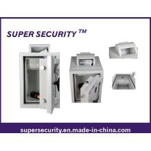 Steel Construction Rotary Deposit White Safe (SFP86)