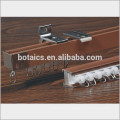 aluminium profile sliding window, curtain rails sliding,aluminum track for slide windows
