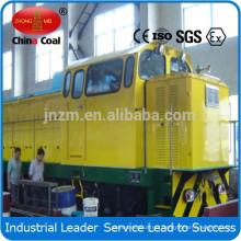 CJY7/6GP overhead line electric locomotive, diesel locomotive for underground