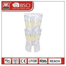 пластиковый диспенсер сок 5,3 Л