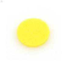 Gelber Öl Lockets Diffusor Pad, Aromatherapie Diffusor Öle Pad