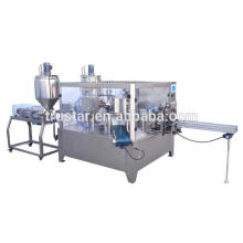 rotary type premade bag packing machine for powder