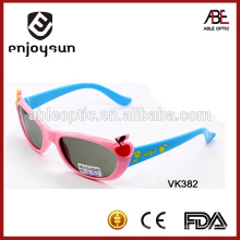 Fábrica al por mayor de la fábrica de las gafas de sol del cabrito