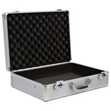 Deluxe Alumínio Flight Case para ferramenta de mão