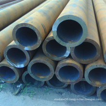 ASTM A334 Gr6 Tubes with low price and good quality SMLS steel pipes