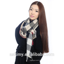Popular and warm scottish cashmere scarf india for women