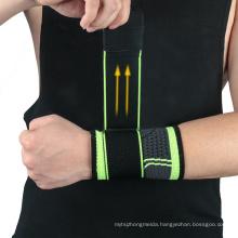 Nylon Sports Brace Compression Wrist Wraps