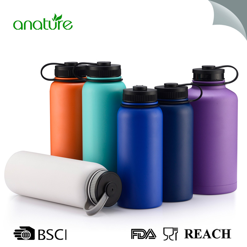 64OZ Double Wall Stainless Steel Hydro Flask