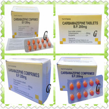 Antiepilepsy Carbamazepine Tablets 200mg