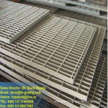 Galvanized Steel Bar Grating Plant